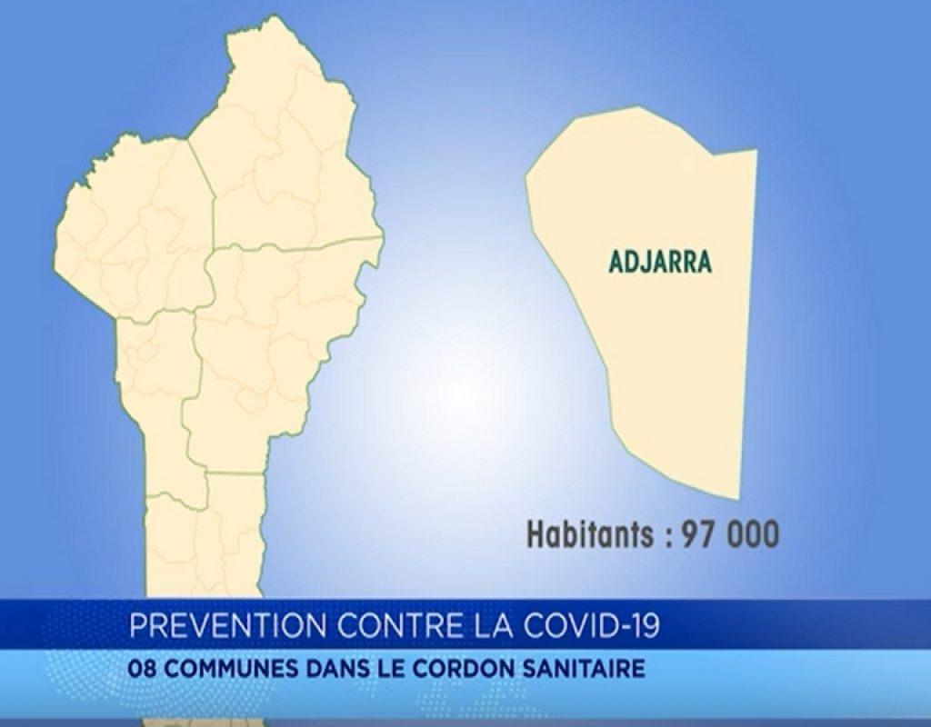 Coronavirus au Bénin : voici les règles du cordon sanitaire