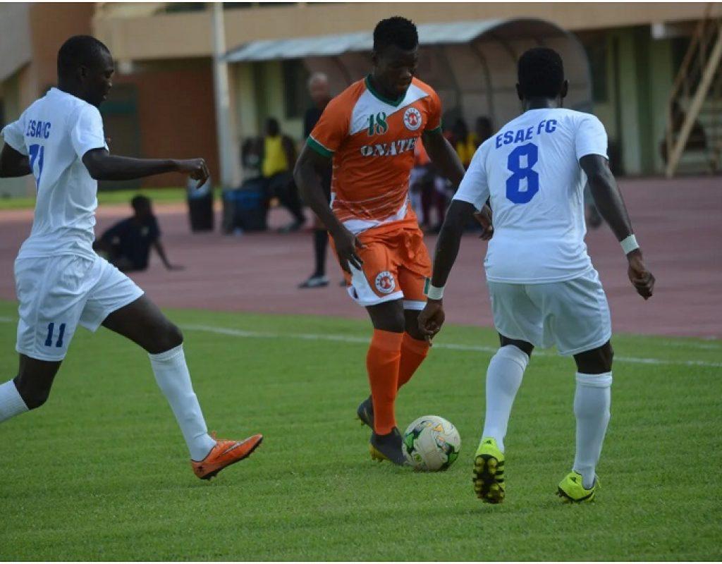 Football : la saison 2019-2020 au Bénin annulée