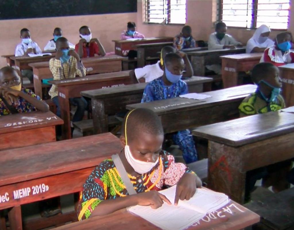 CEP 2020 : plus de 206.000 candidats à l'assaut du Certificat d'études primaires