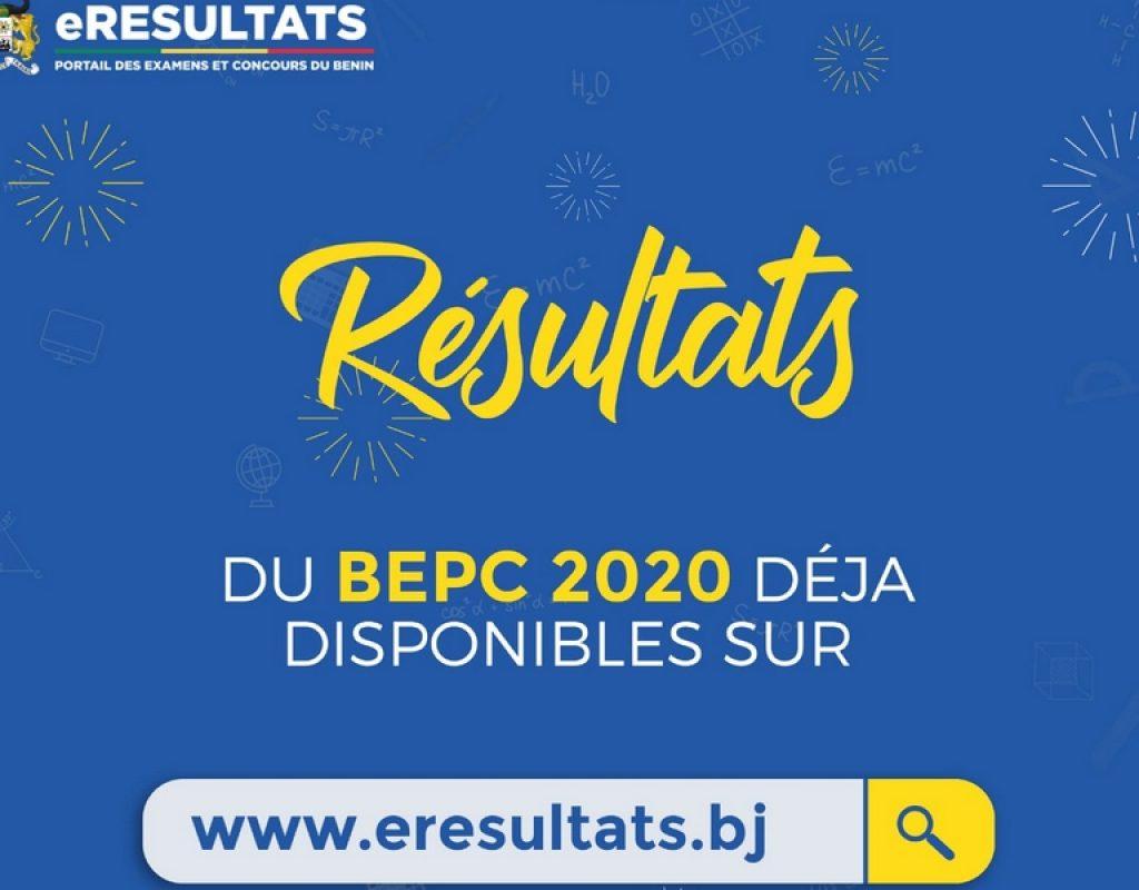 Bepc 2020 : 51,19% de réussite, les résultats disponibles en ligne