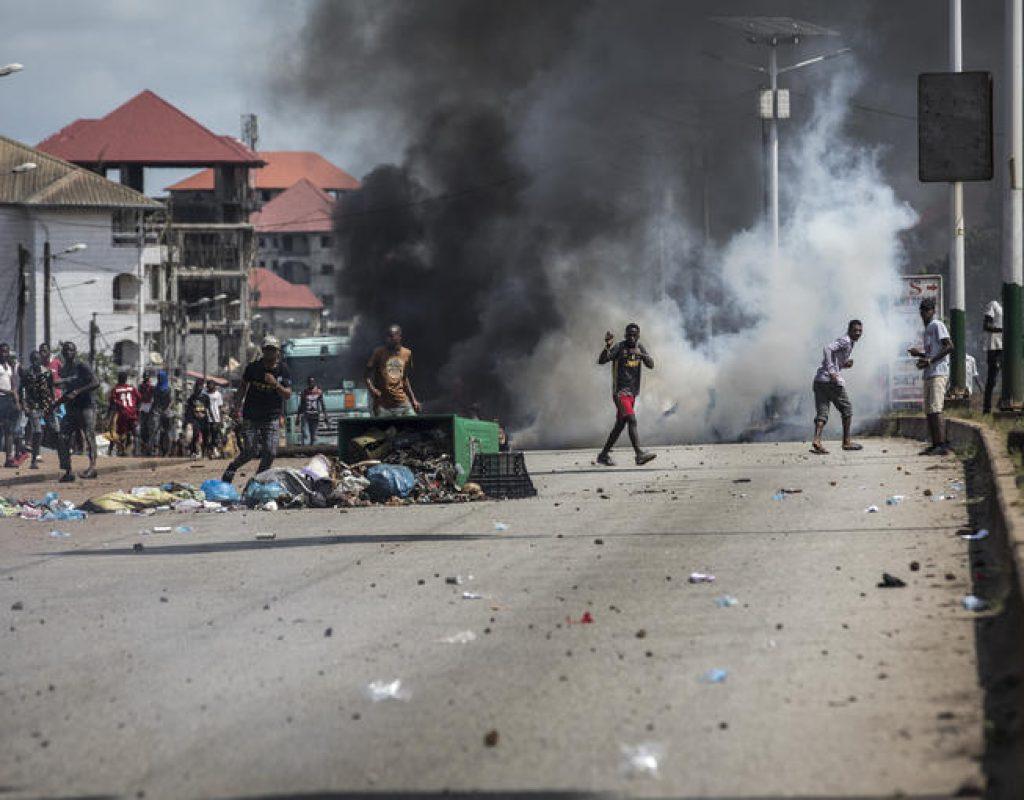 Afrique de l'Ouest 2020 : Guinée, Côte d'Ivoire, Nigeria,… la CEDEAO prise entre plusieurs feux