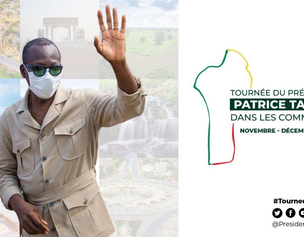 Bénin : le président Talon entame une tournée nationale le 12 novembre