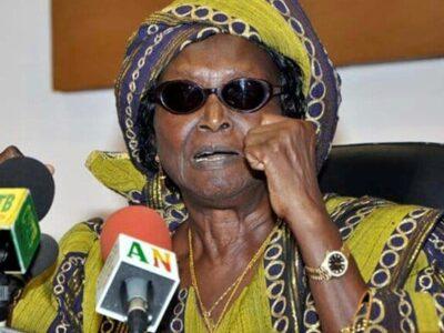 Décès de Rosine Soglo : hommes politiques et citoyens ordinaires réagissent