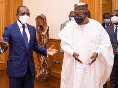 Bénin : la décrispation politique au cœur de la rencontre Talon-Yayi