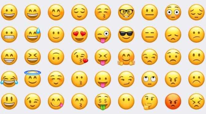 [Culture numérique] Emojis et émoticônes : révélateurs de nous-mêmes ?