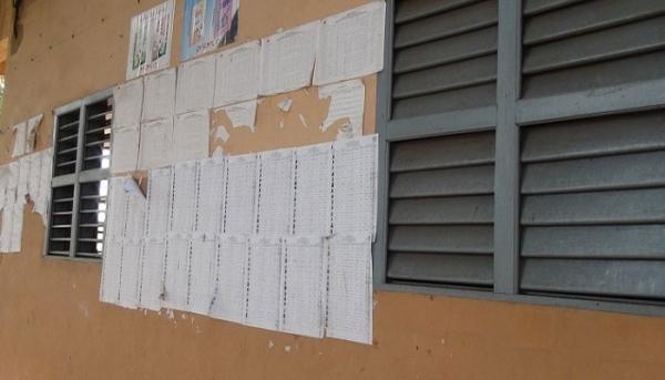 Présidentielle 2021 : l'affichage de la liste électorale prorogé au 31 octobre