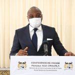 """Alain Orounla : """"nous n'avons aucune obsession à déranger les journalistes"""""""