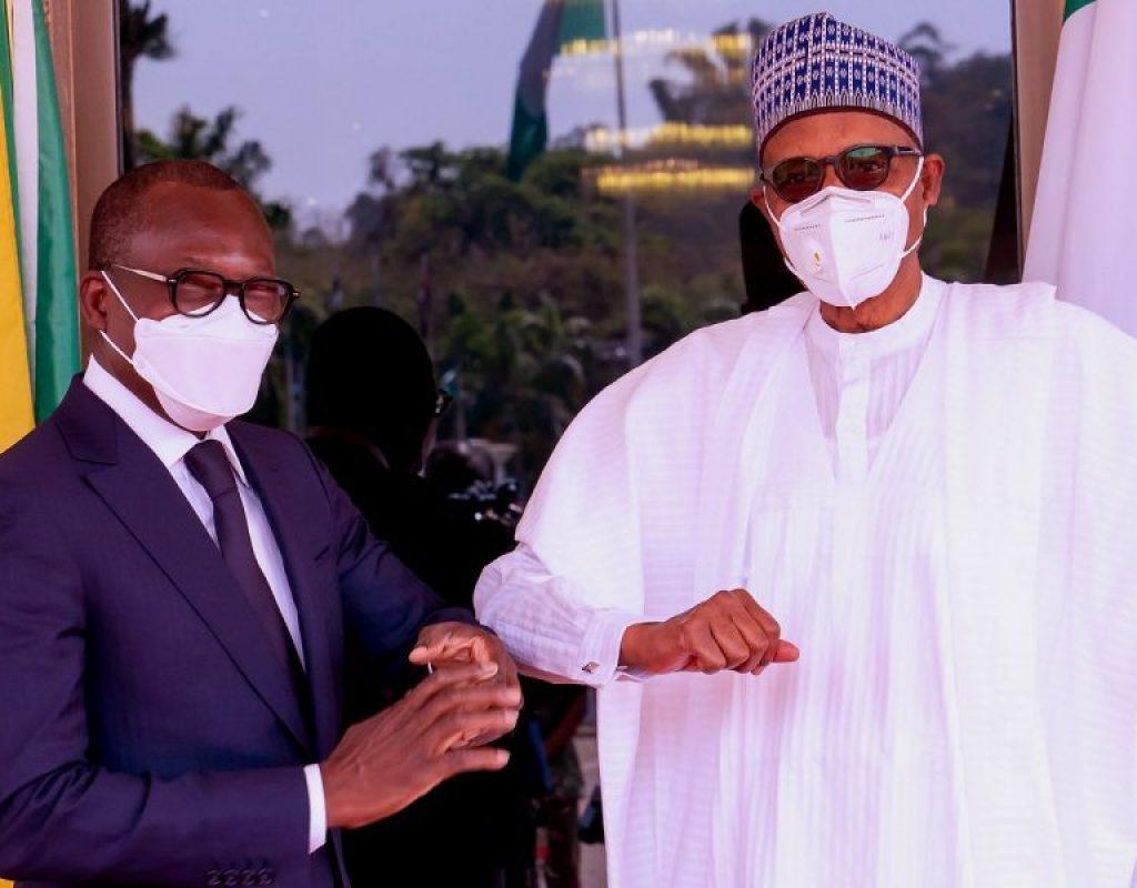 Diplomatie : rencontre Talon – Buhari à Abuja