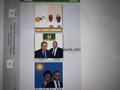 Présidentielle 2021 : le positionnement sur le bulletin unique connu