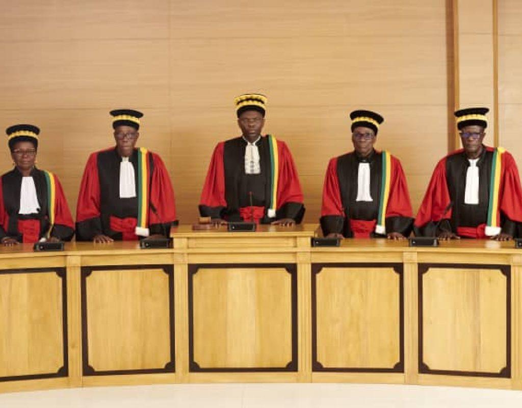 Présidentielle 2021 : la Cour confirme la victoire définitive de Patrice Talon